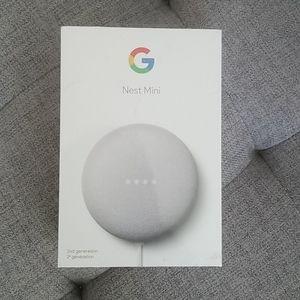 Google Nest Mini 2nd gen